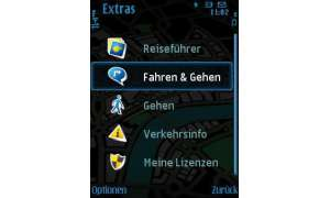 Testbericht Nokia 6210 Navigator
