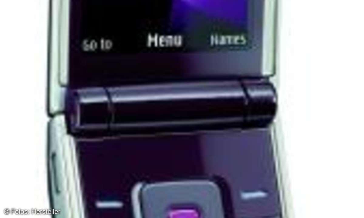 Testbericht Nokia 6600 Fold