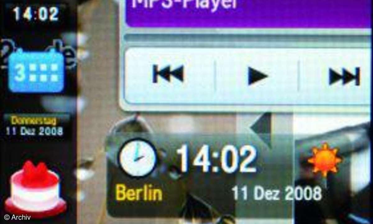 Testbericht Samsung M8800 Pixon
