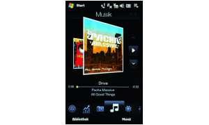 Testbericht HTC Touch HD