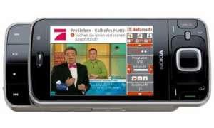 MobileTV-Dienst dailyme auf Nokia N96 vorinstalliert
