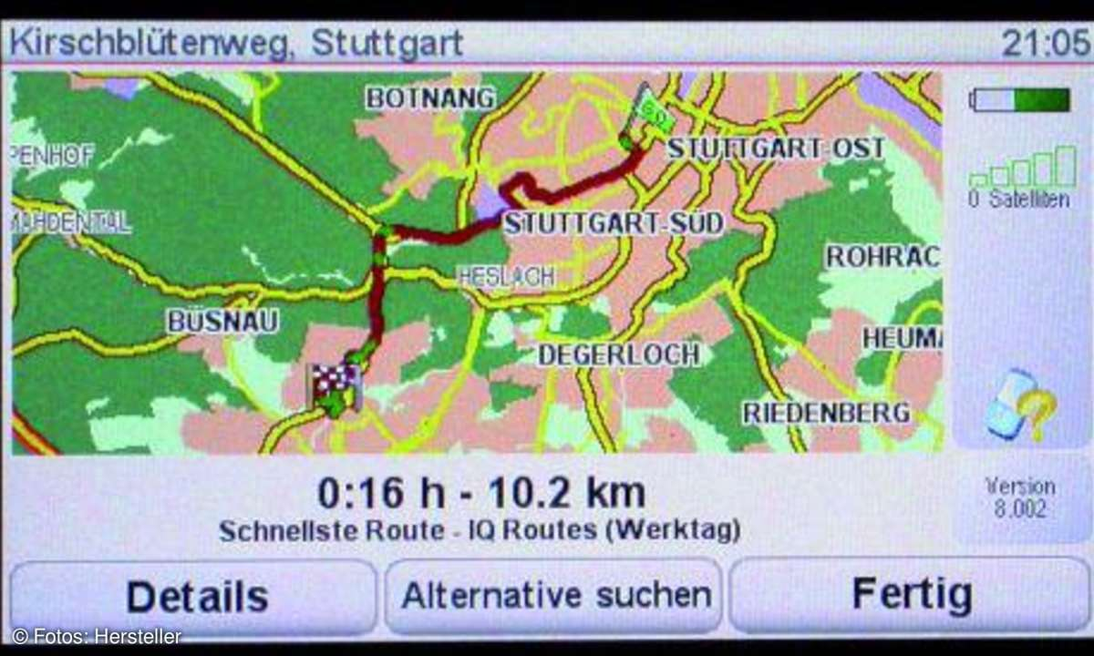 Testbericht TomTom Go 630 Traffic