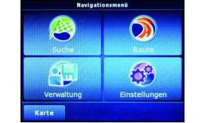 Testbericht Blaupunkt Travel Pilot Easy