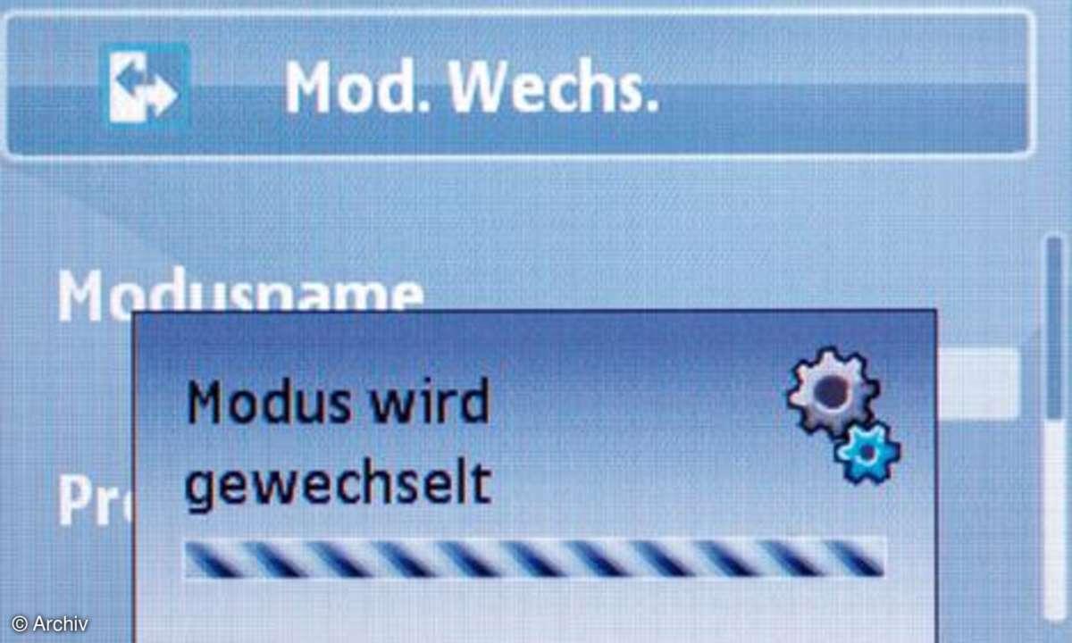 Screen Nokia E63