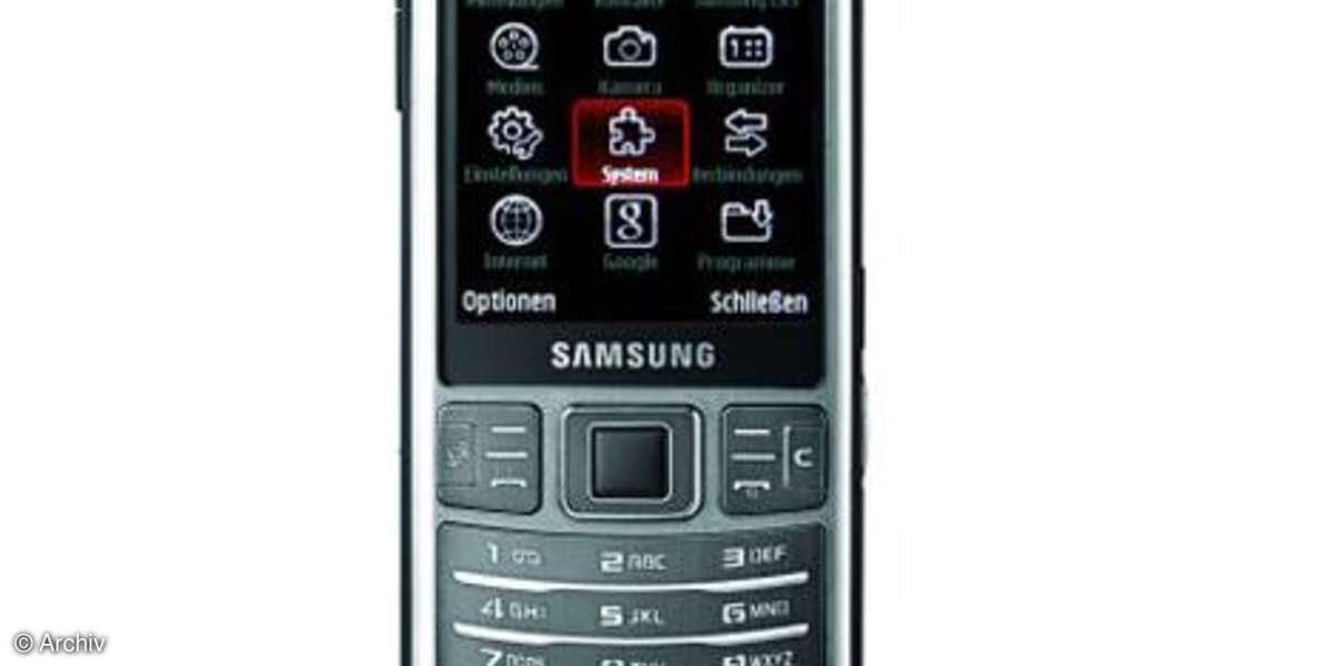 Samsung i7110 Pilot