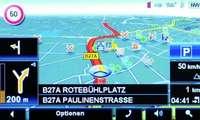 Screen Navigon 4350 max