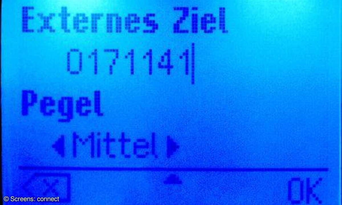 Screen Swissvoice Avena 357