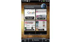 Screen HTC Hero