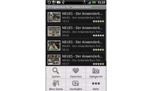 Screen HTC Hero