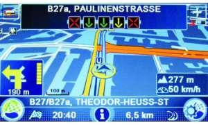 Testbericht Blaupunkt Travel Pilot 700