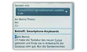 RIM Blackberry Curve 3G