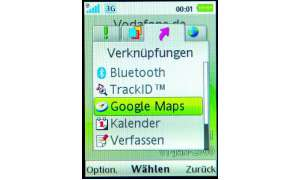 Google-Maps-Unterstützung