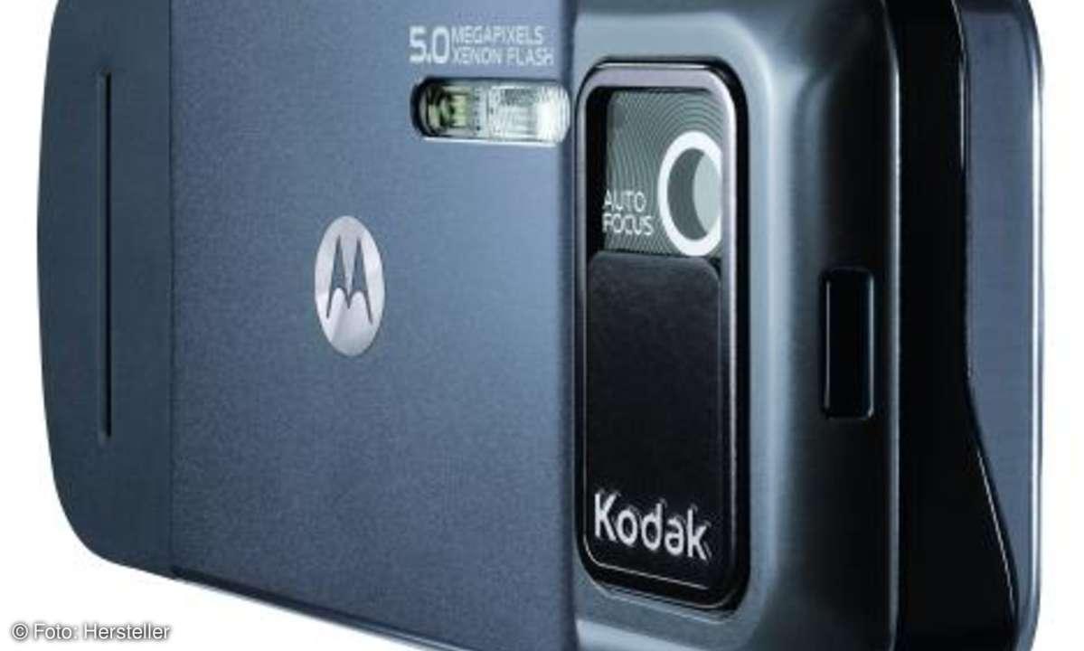 Testbericht Motorola ZN5