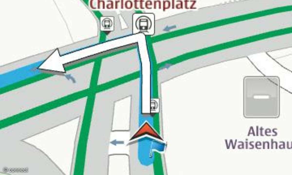 Nokia Navigation