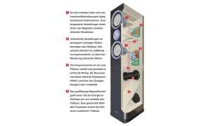 Lautsprecher Magnat Quantum 1005