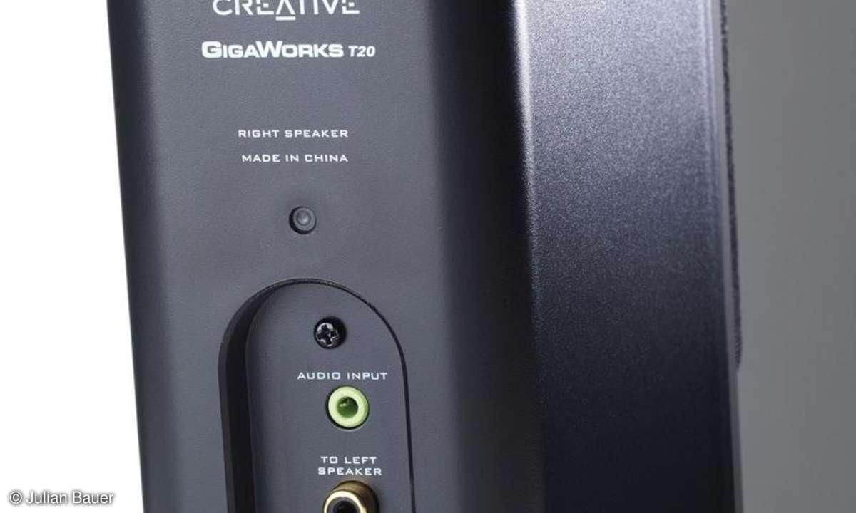 PC-Lautsprecher Creative Gigaworks T 20