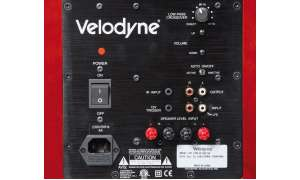 Velodyne SPL 1200 Ultra