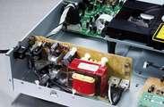Yamaha CDX 397 Mk II  Innenansicht