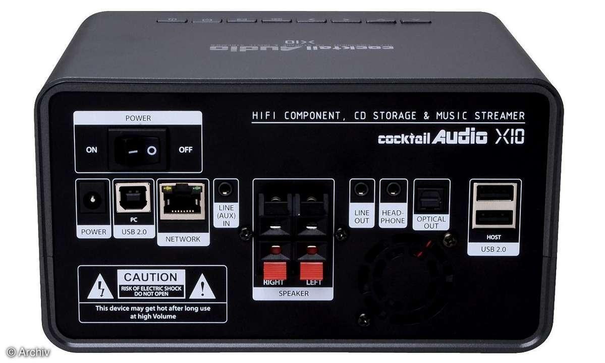 Coctail Audio X10