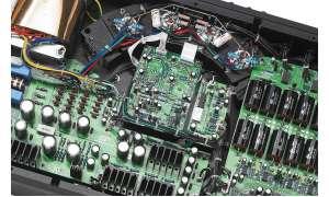 Raysonic CD 128 Innenansicht