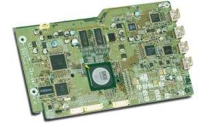 Video-Platine des STR DA 5200 ES