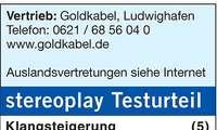 Goldkabel Sound Edition