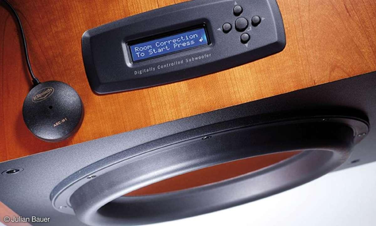 Kabelmikrofon und Bedienelement