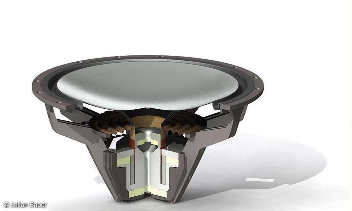 Lautsprecher Klipsch Palladium P 17 B