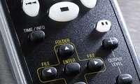 Yamaha CDX 497 Fernbedienungsdetail