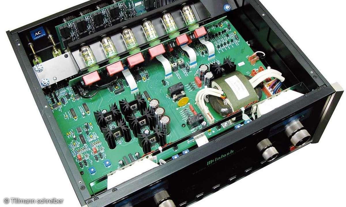 Vorverstärker Mcintosh C 2300 AC
