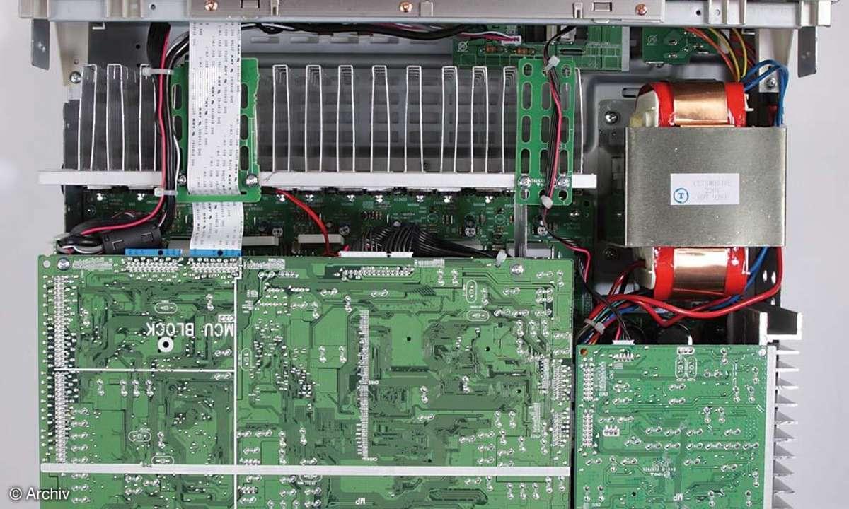 AV-Receiver Marantz SR 6004