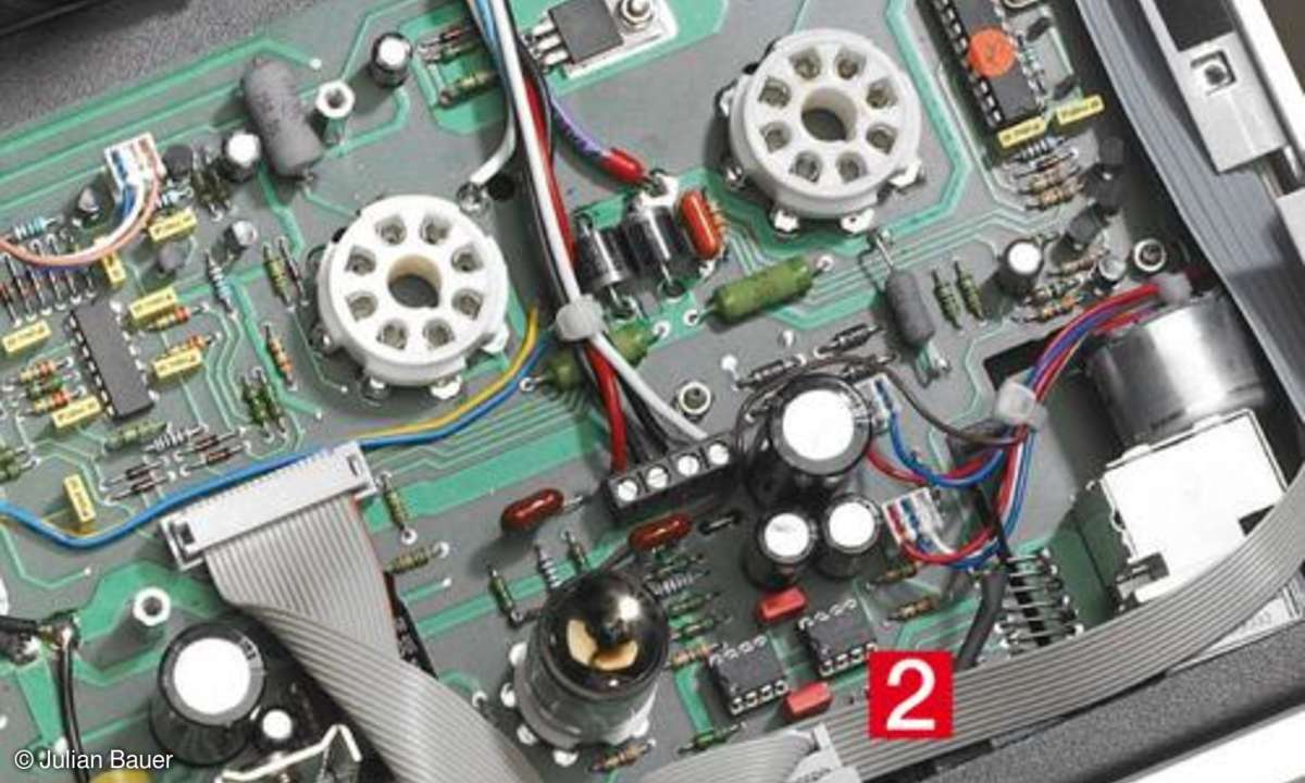 Vollverstärker V 40 SE