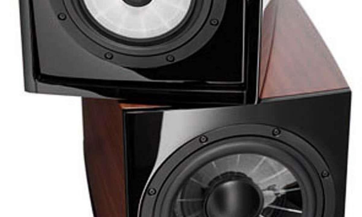 Kampaktlautsprecher Vienna Acoustics Kuss