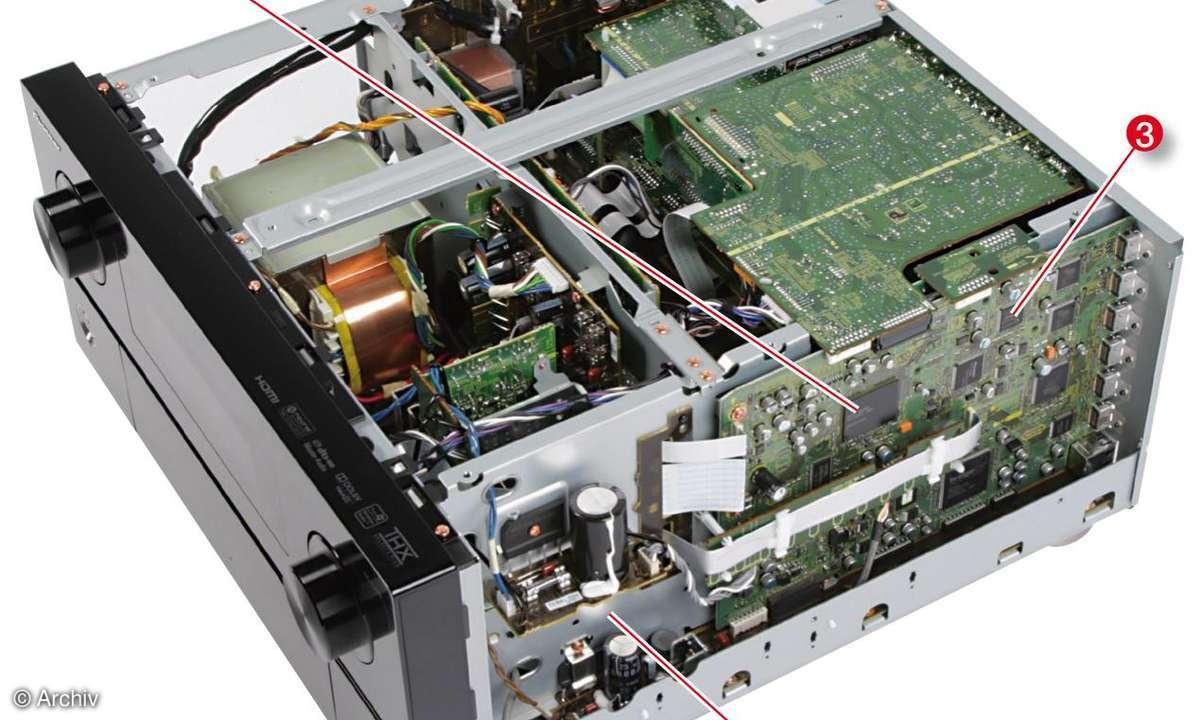 AV-Receiver Pioneer SC LX 72