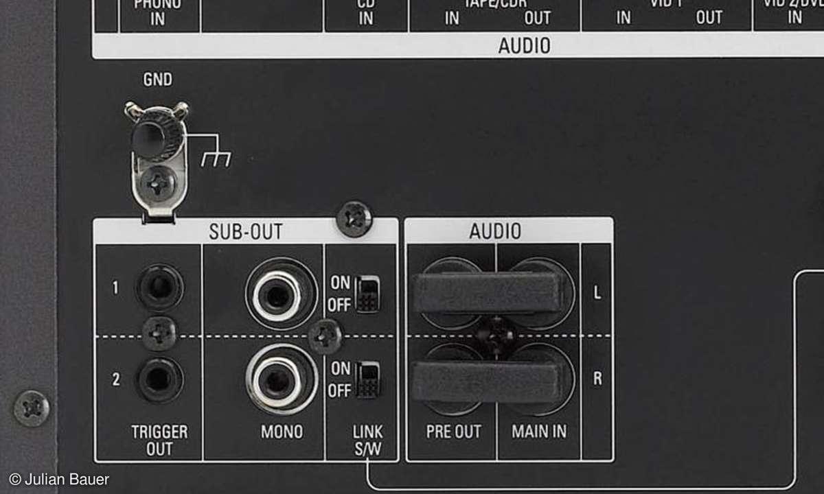 Stereo-Receiver Harman HK 3490