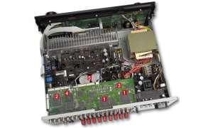 AV-Receiver Denon AVR 2809