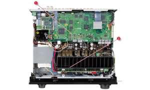 AV-Receiver Denon AVR 4810