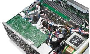 Yamaha RX V 1800 Innenansicht