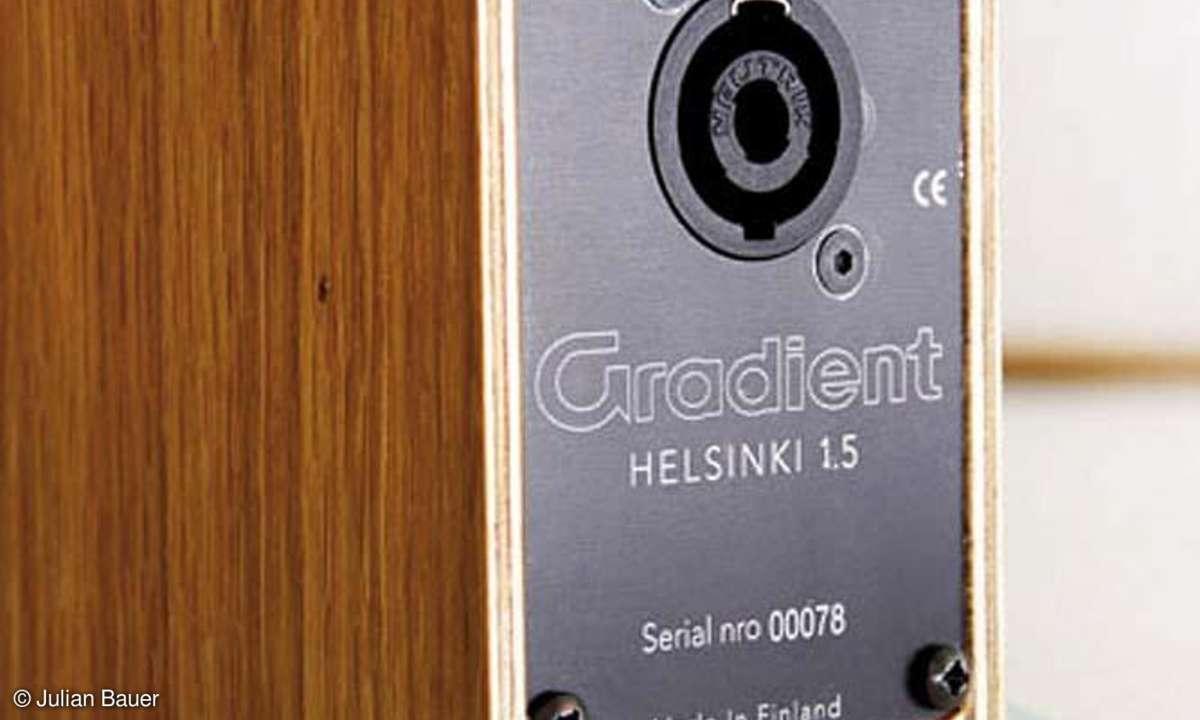 Lautsprecher Gradient Helsinki 1.5