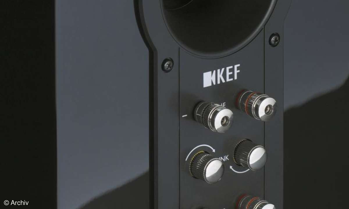 KEF R 100