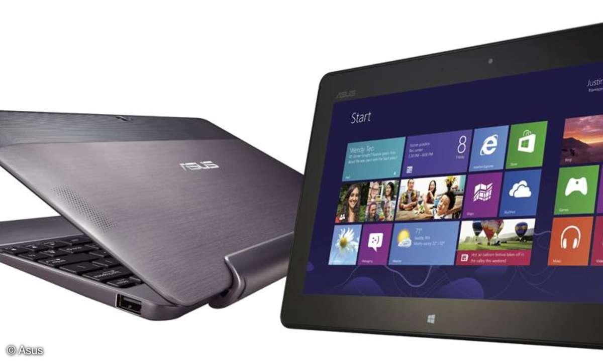Asus VivoTab RT, Windows Tablets