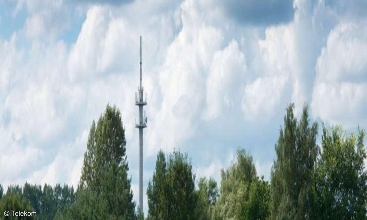 Telekom: Speed Option für schnelle LTE-Netze
