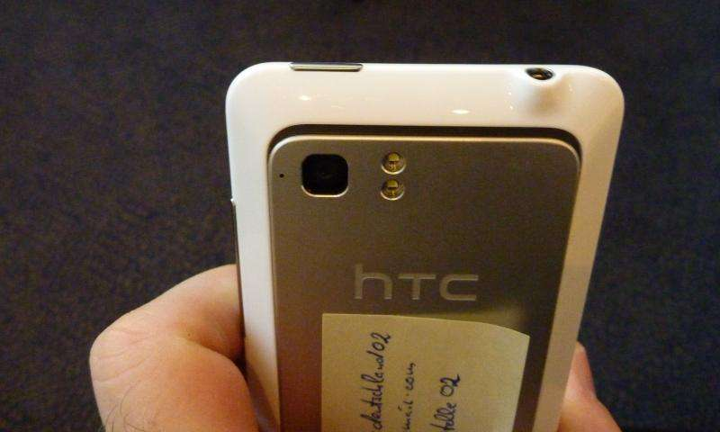 HTC Velocity 4G Test
