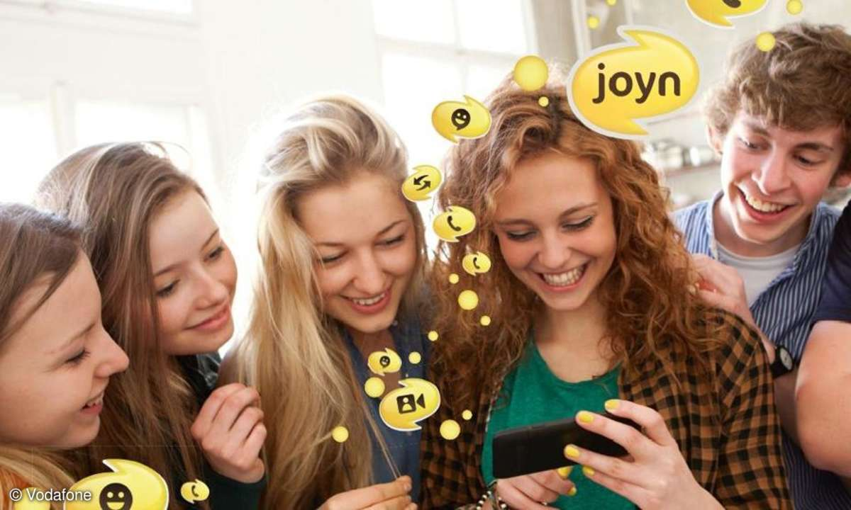 Vodafone startet SMS-Nachfolger Joyn