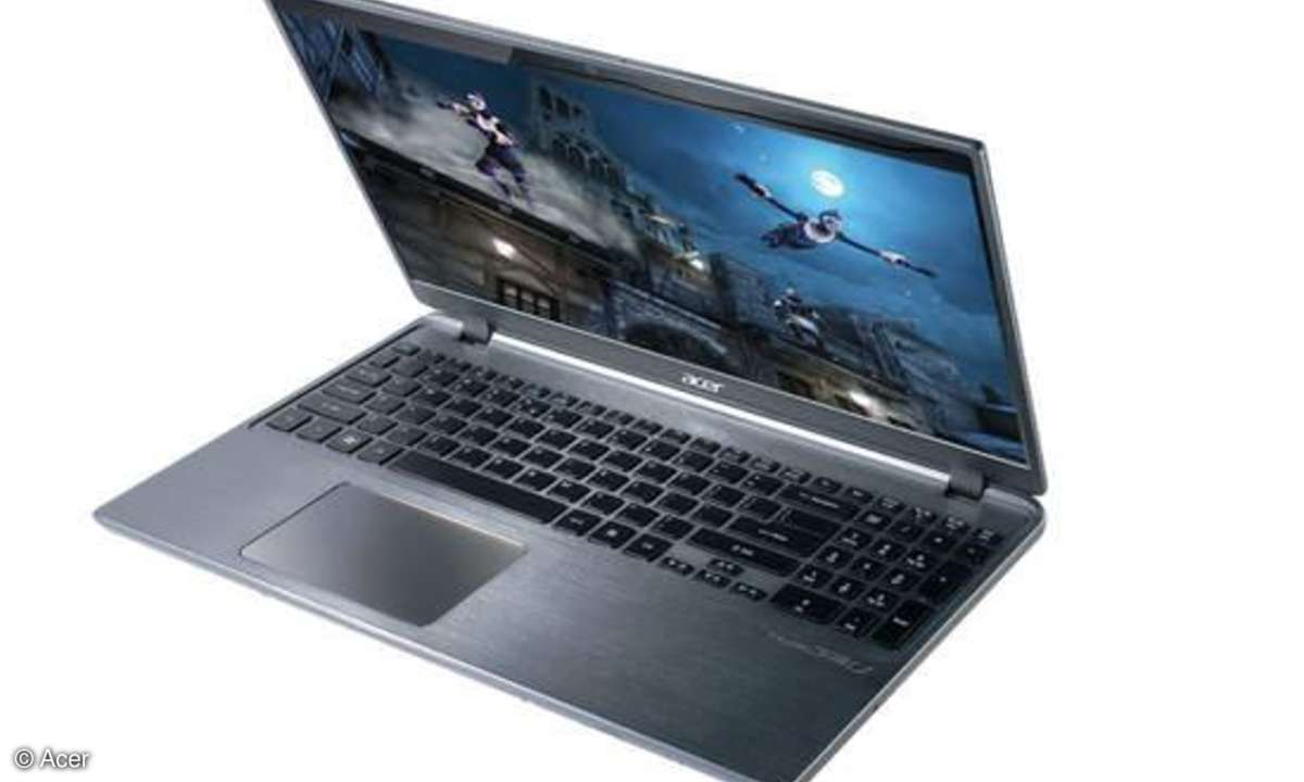 Acer Aspire Timeline Ultra M5 581TG