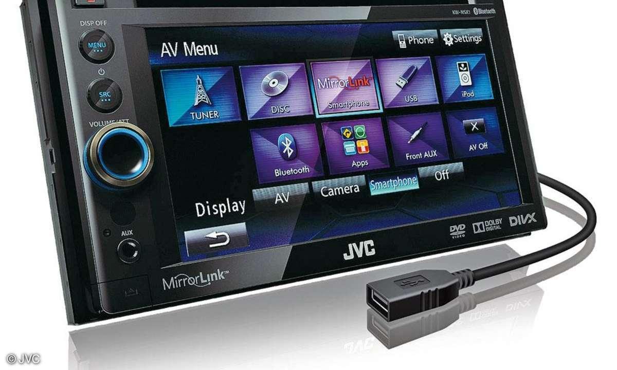 JVC KW-NSX1