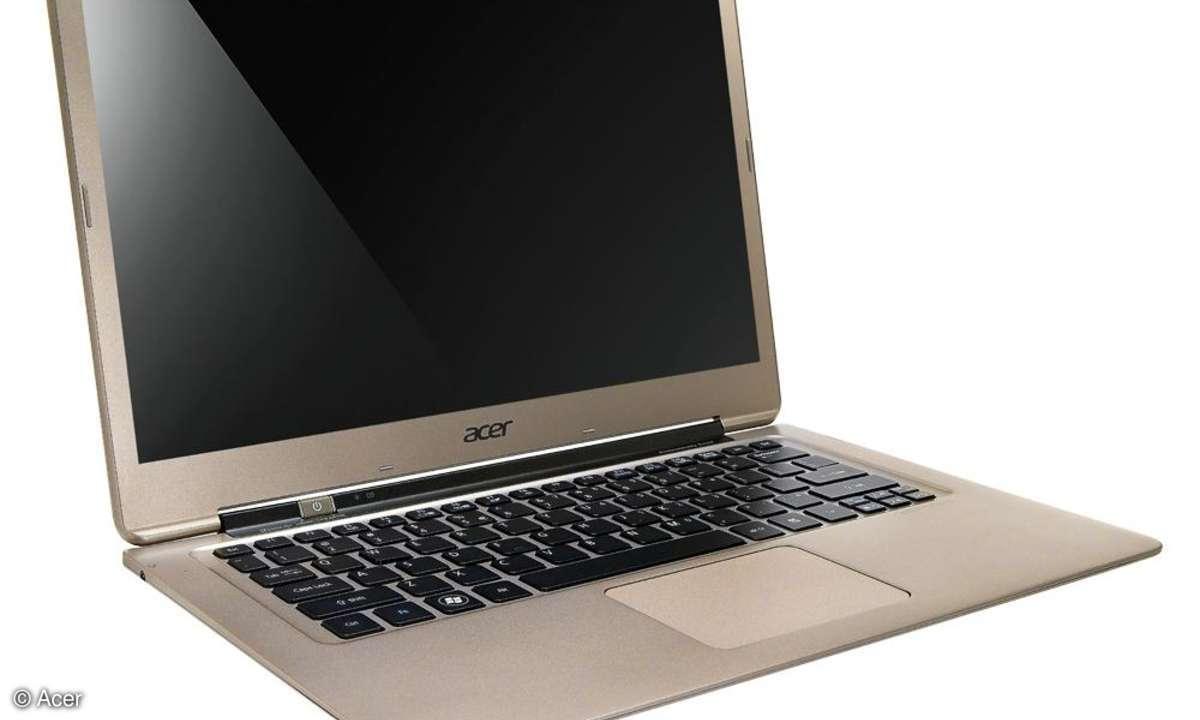 Acer Aspire S3 391 im Test