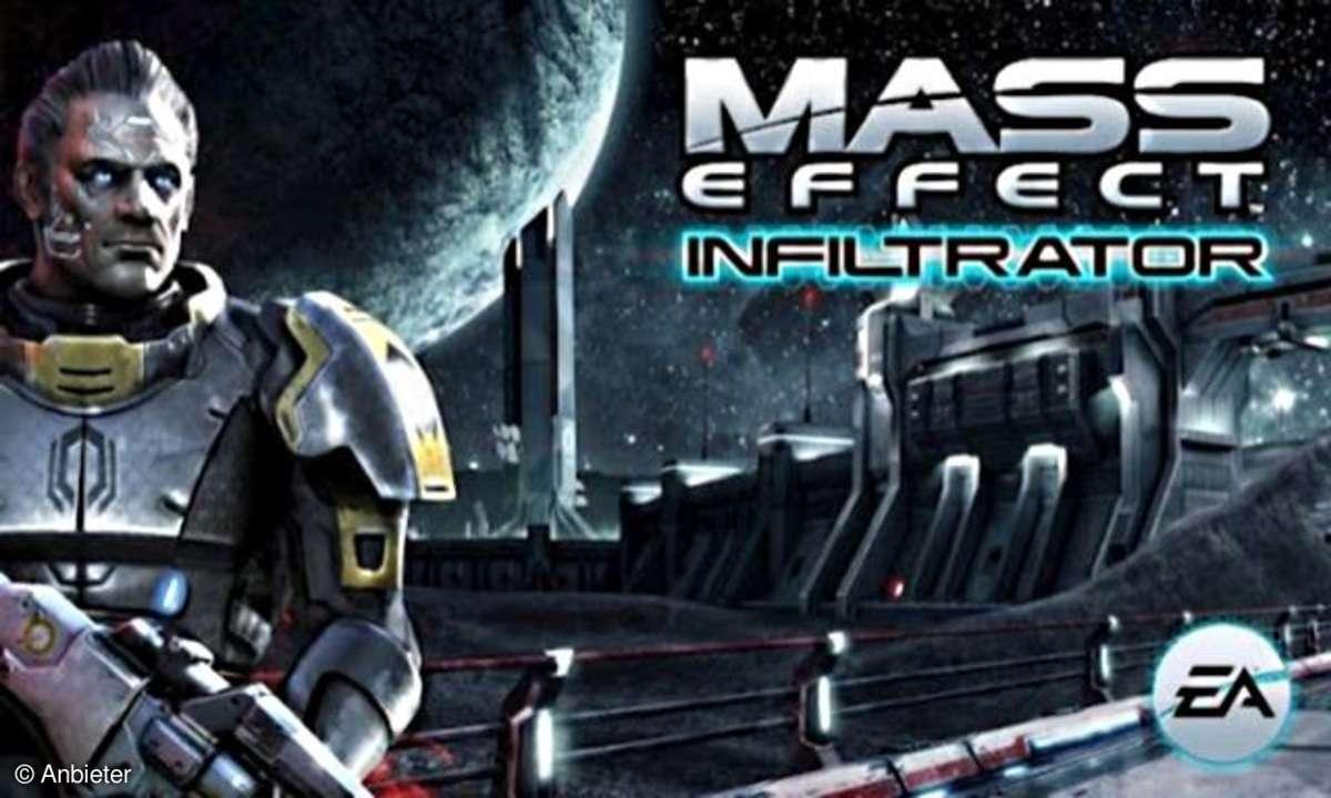 App des Tages: Mass Effect Infiltrator