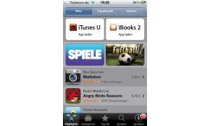 App-Store a la carte