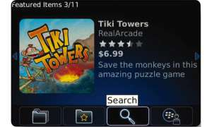 RIM Blackberry App World